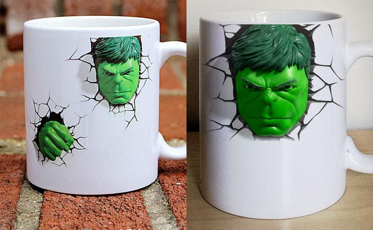 Hulk Marvel Avengers Mug