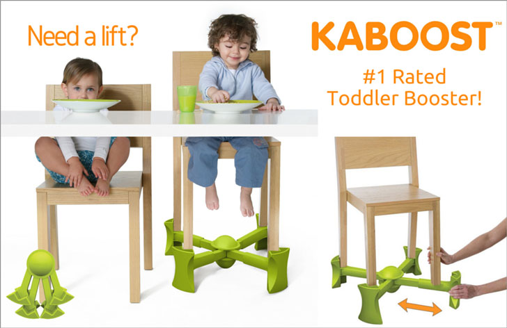 Kids Portable Chair Booster