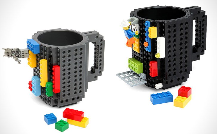Lego Buil-On Brick Mug