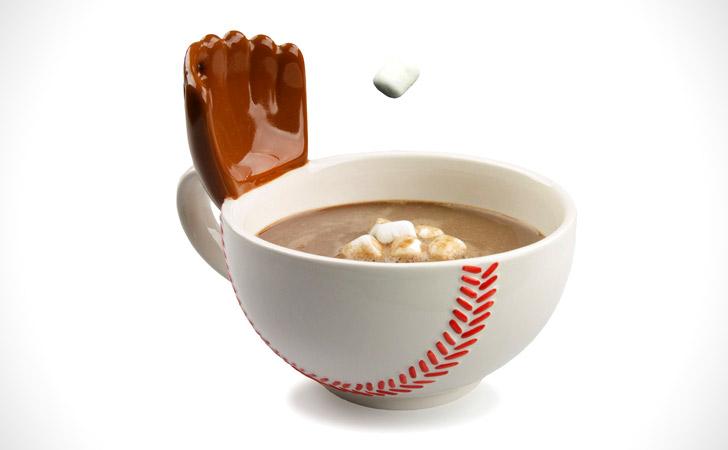 Mug With A Glove