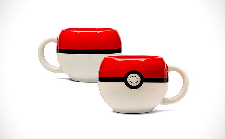 Pokemon Ball Mug