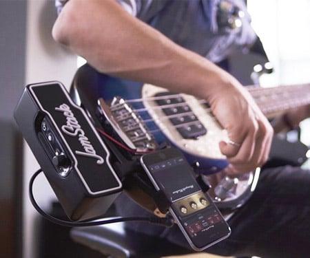 Portable Attachable Guitar Amplifier