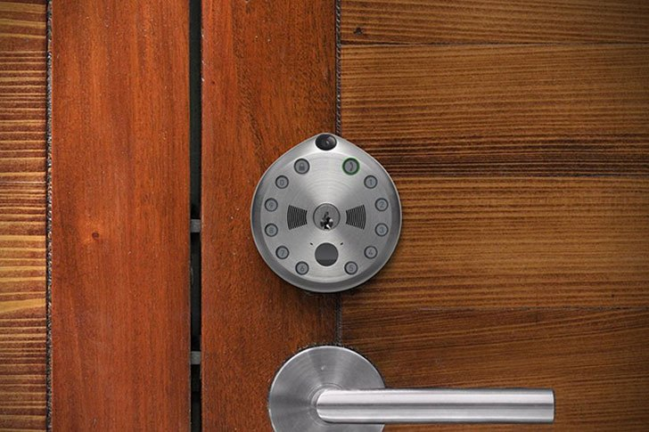 Remote Smart Door Lock