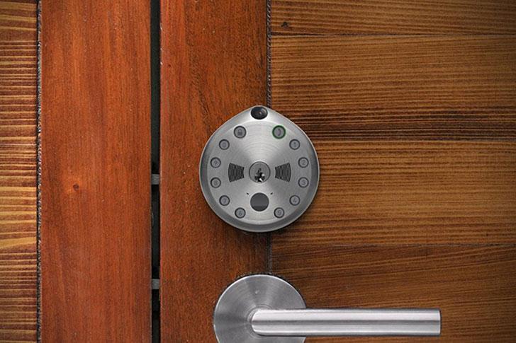 Remote Smart Door Lock
