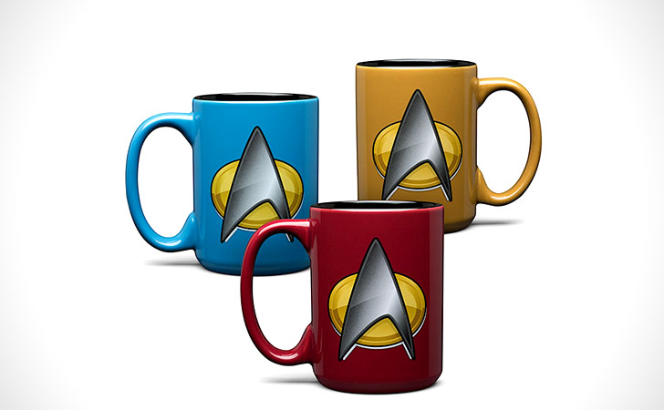 Star Trek Next Generation Mugs
