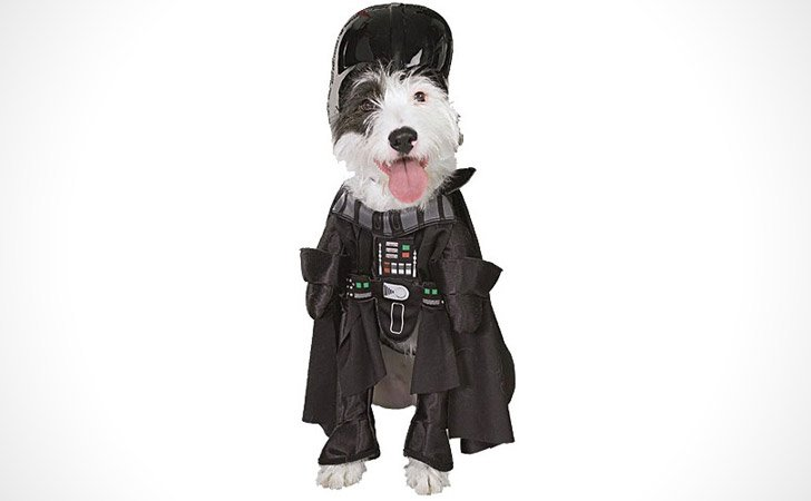Star Wars Darth Vader Dog Costume - Pet Costumes For Dogs