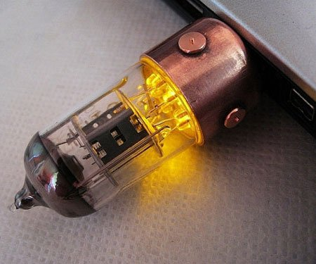 Steampunk USB Flash Drive