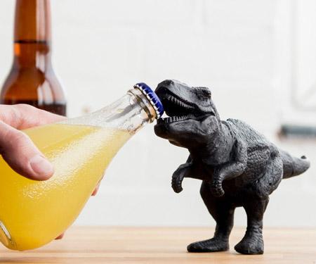 T-Rex Dinosaur Bottle Opener