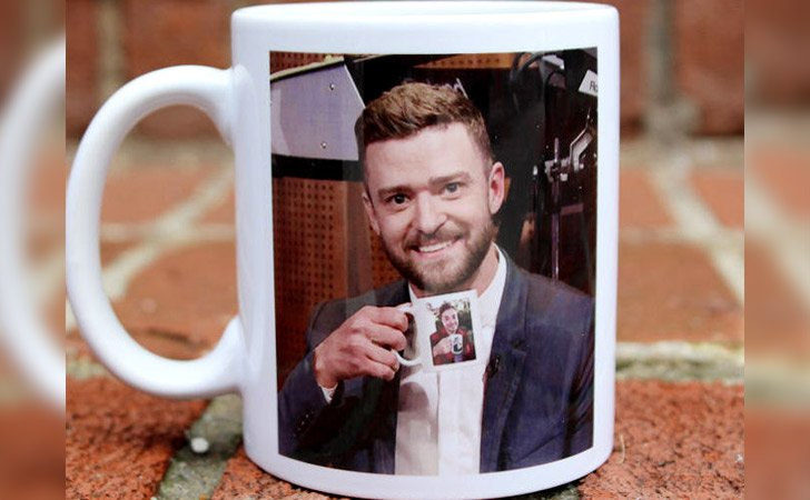 The Justin Timberlake/ Jimmy Fallon Ultimate Inception Mug