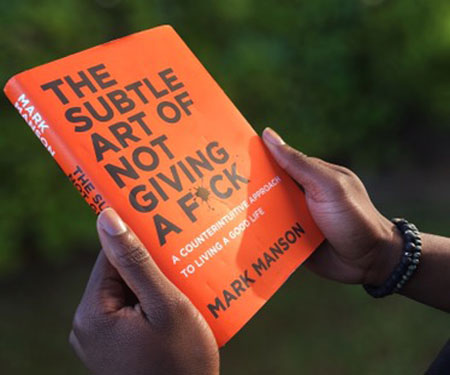 The Subtle Art Of Not Giving A F**K