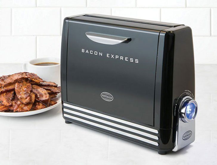 Vertical Bacon Grill