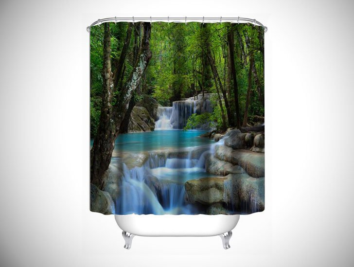 Waterfall-Shower-Curtain