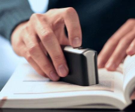 Wireless Pocket Scanner