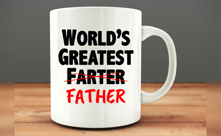 World Greatest Farter / Father Mug