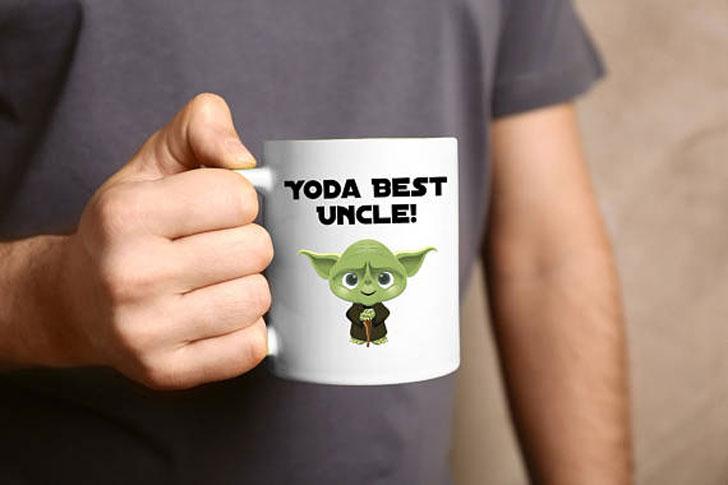 Yoda Best Uncle Coffee Mug