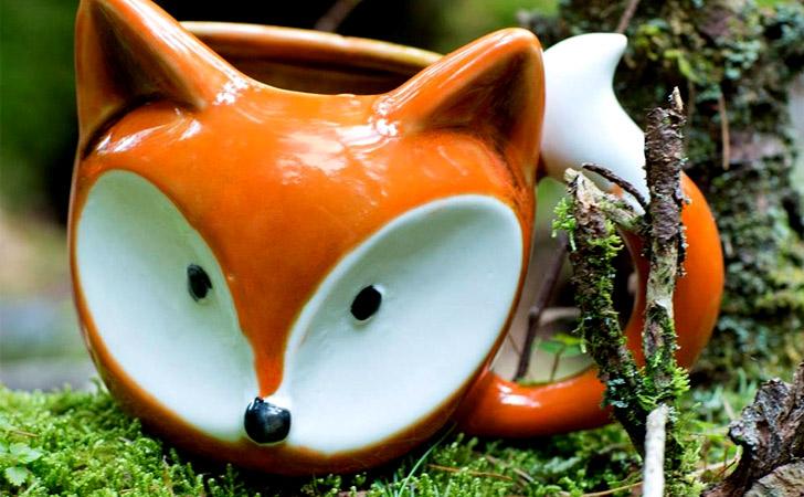You're So Foxy Mug