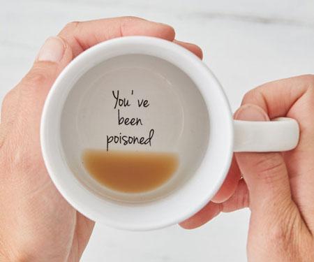 You've Been Poisoned Mug