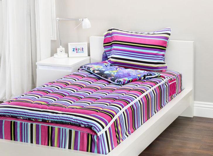 Zip Up Bedding Set