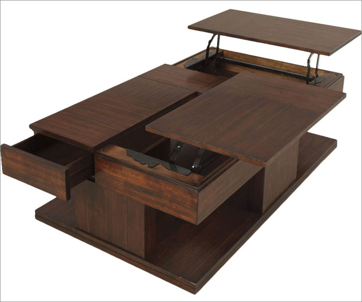Amboise Double Lift-top Coffee Table