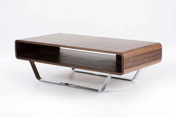 Wood And Metal Multi Level Coffee Table.70 Incredibly Unique Coffee Tables You Can Buy Awesome Stuff 365