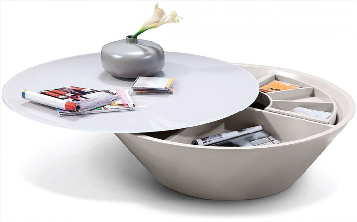 Belafonte by Wade Logan Coffee Table