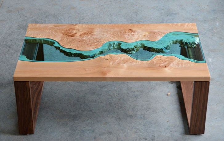 Unique Coffee Table 55+ incredibly unique coffee tables - awesome stuff 365