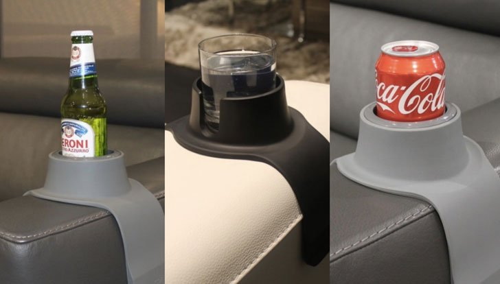 Couch Drink Holder - creative gifts for boyfriends