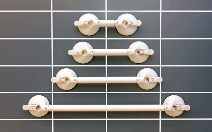 Elderly And Disability Bathroom Support Handles