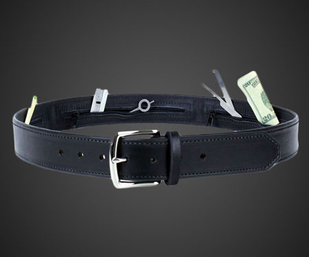 Escape And Evasion Gun Belt