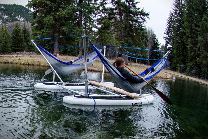 Floating Hammock Craft Kits