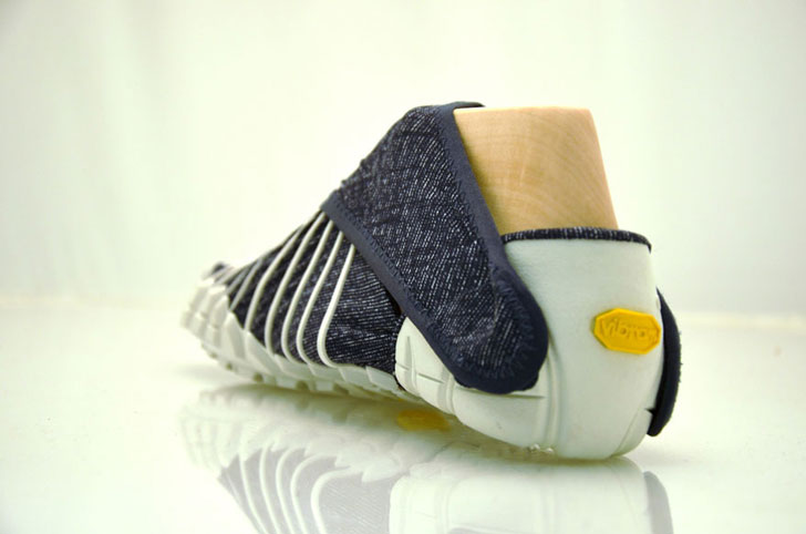 Foldable Wrapping Shoes