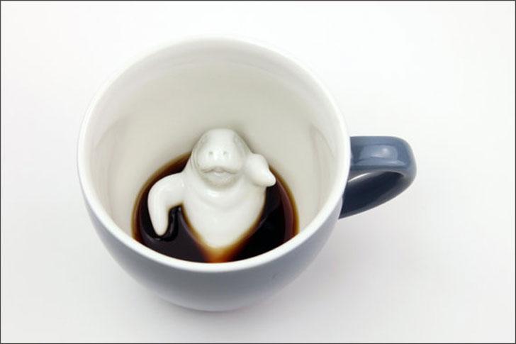 Hidden Creature Mugs