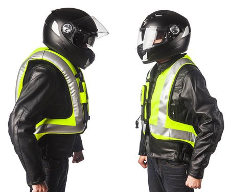 Inflatable Airbag Vest