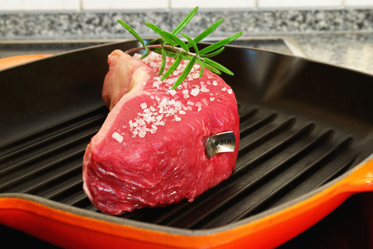 Led Steak Thermometer