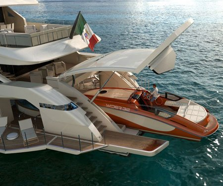 Luxurious 50-Meter Super Yacht