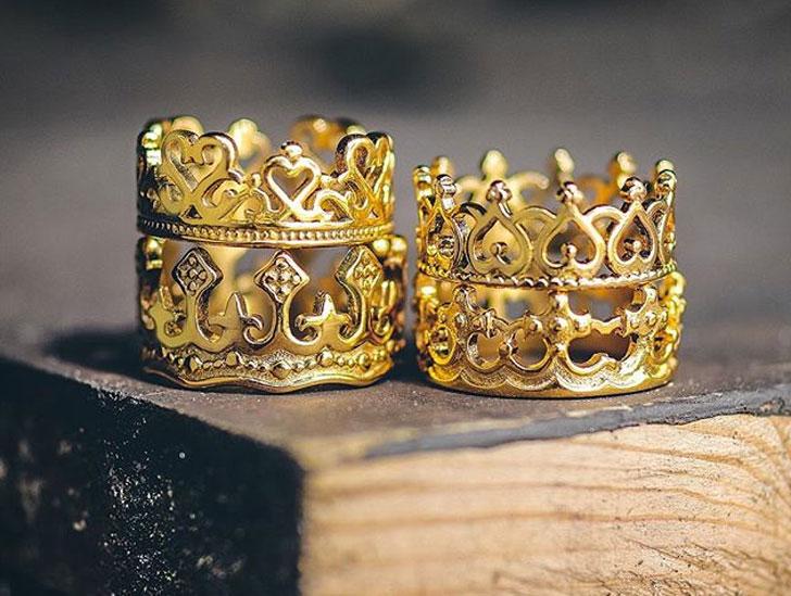 Mister King Ring