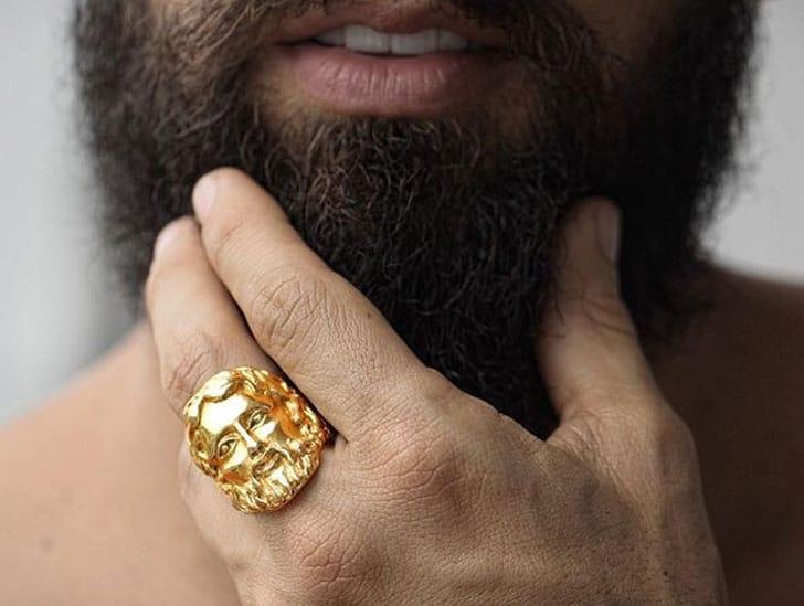 Mister Zeus Ring - Cool Rings for Men