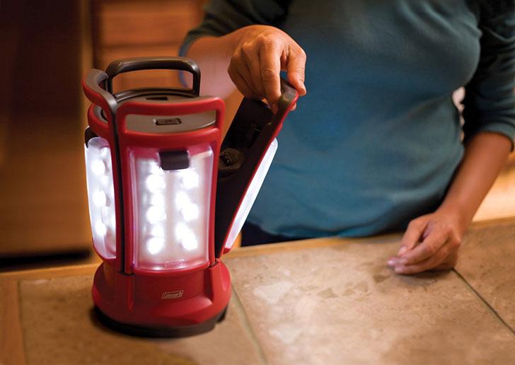 Modular Quad Lantern