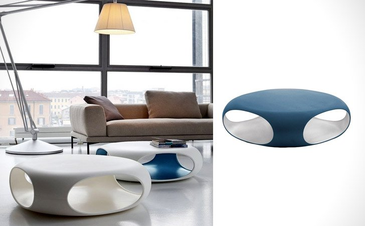 70 incredibly unique coffee tables awesome stuff 365 pebble coffee table aloadofball Images