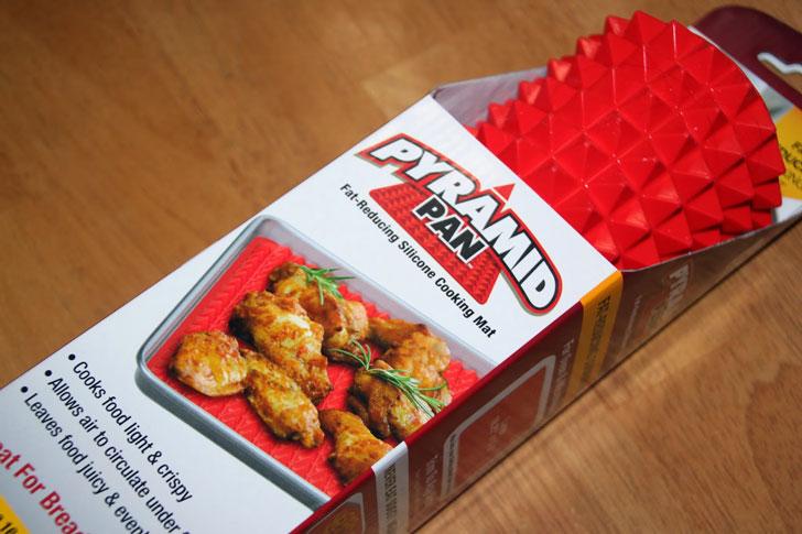 Pyramid Pan Non-Stick Baking Mat