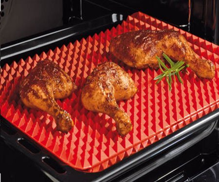 Pyramid Pan Non-Stick Baking Mat