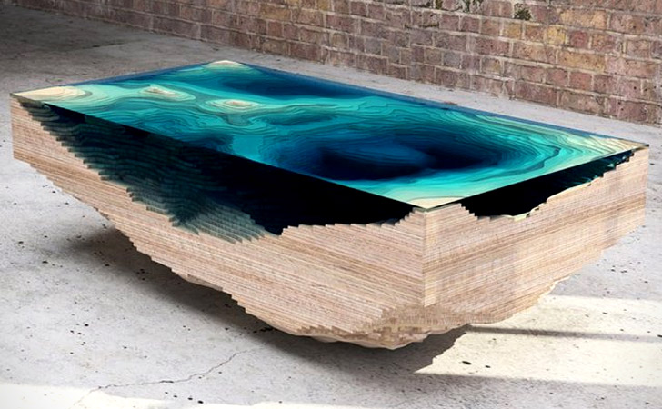 The Azure Abyss Table