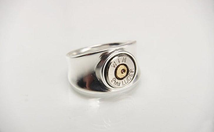 The Bullet Ring - Cool Rings for Men