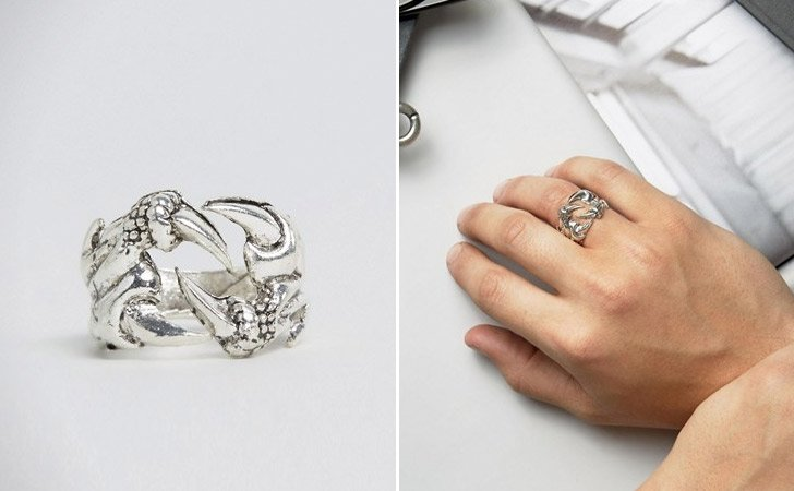 The Dragon Claw Ring