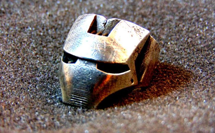 The Iron Man Ring
