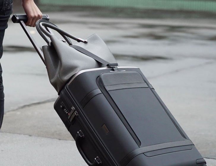 The Ultimate Travel Suitcase