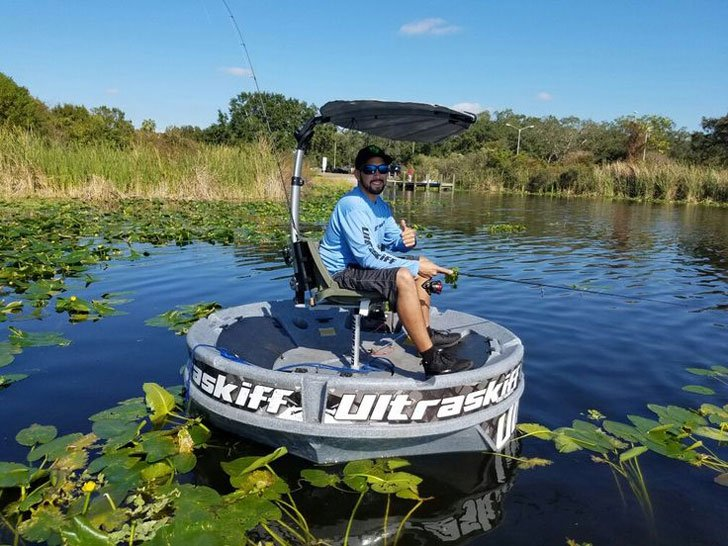 Ultraskiff 360 Round Fishing Vessel