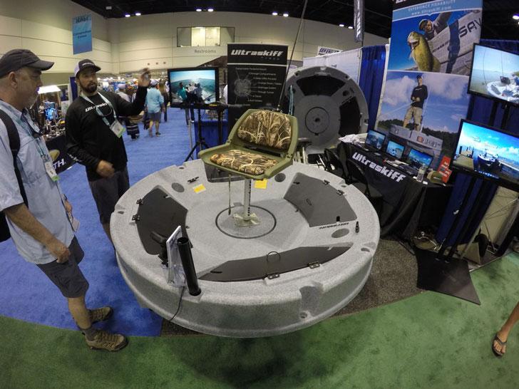 Ultraskiff 360 Round Fishing Vessel