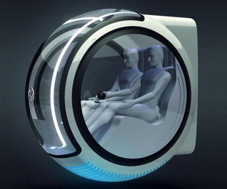 VW Hover Car Concept