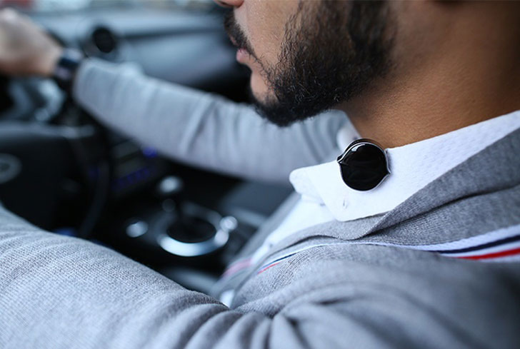 Wearable Voice Recording Device
